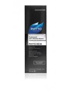 Phyto RE30 - Trattamento Anti Capelli Bianchi Erogatore da 50 ml