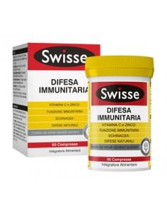 Swisse Difesa Immunitaria Flacone da 60 compresse - 105 g