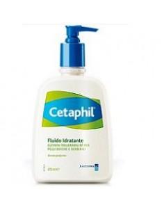 Cetaphil Fluido Idratante - Pelli secche e sensibili Flacone con dosatore da 470 ml