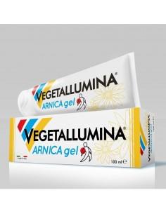 Vegetallumina Arnica Gel tubo da 100 ml