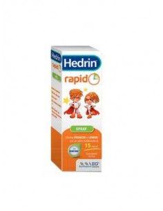 HEDRIN RAPIDO LIQUIDO GEL SPRAY SPRAY 60 ML