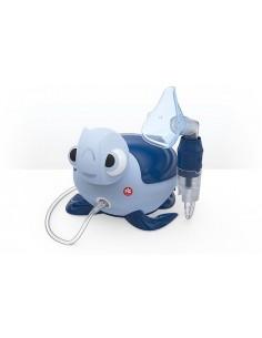 Pic Solution Miss Bibì - Aerosol a Pistone kit per aerosol a pistone, forma di tartaruga
