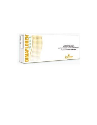 Dimafloren Flaconcini 7 Flaconcini monodose da 10 ml
