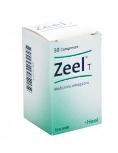 Zeel T Heel Compresse - Medicinale Omeopatico Flacone da 50 compresse