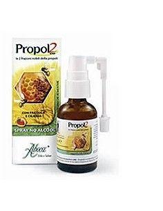 Propol2 EMF Spray no Alcool Flacone 30 ml con nebulizzatore