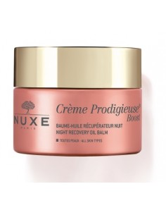 NUXE CREME PRODIG BOOST BAUME HUILE RECUPERATEUR NUIT 50 ML
