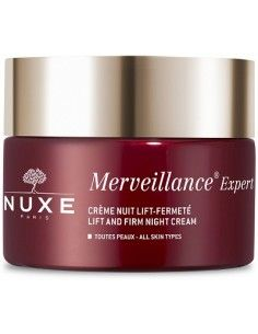 NUXE MERVEILLANCE EXPERT CREME NUIT FERMETE 50 ML