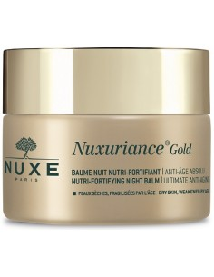 NUXE NUXURIANCE GOLD BAUME NUIT NUTRI FORTIFIANTE 50 ML