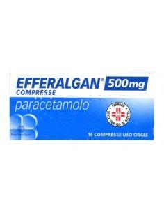 EFFERALGAN 500 mg compresse