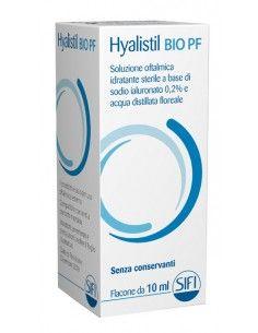 HYALISTIL BIO PF 10 ML