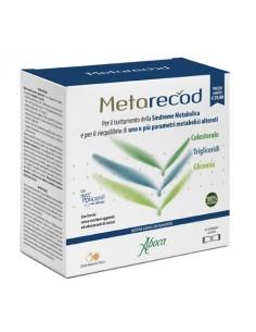 METARECOD 40 BUSTINE GRANULARI X 2,5G GUSTO ARANCIA E PESCA