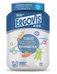 ERGOVIS KIDS 60 CARAMELLE GUSTOSE