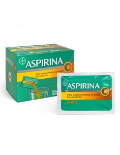 ASPIRINA 400 MG GRANULATO EFFERVESCENTE CON VITAMINA C
