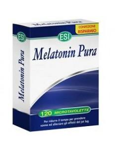 ESI MELATONIN PURA 120 MICROTAVOLETTE
