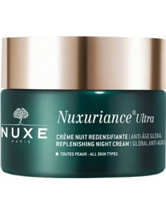 NUXE NUXURIANCE ULTRA CREME NUIT REDENSIFIANTE ANTIAGE GLOBAL 50 ML