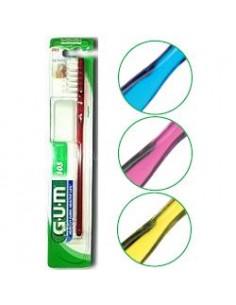 GUM Spazzolino Classic contiene 1 spazzolino, formato: duro classic 305