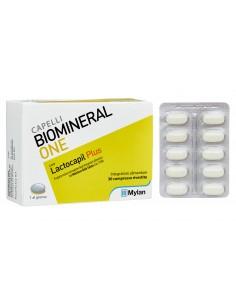 Biomineral One - Integratore Capelli Lactocapil Plus Confezione da 30 compresse rivestite