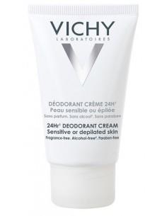Vichy Crema Deodorante Pelle sensibile o depilata Tubetto da 40 ml