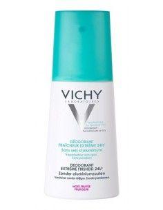 Vichy Deodorante Freschezza Estrema Spray - Nota Fruttata Spray 100 ml