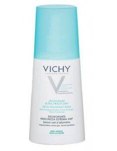 Vichy Deodorante Freschezza Estrema Spray - Nota Silvestre Spray 100 ml