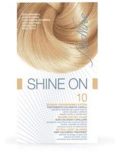 BIONIKE SHINE ON COLORE CAPELLI BIONDO 10