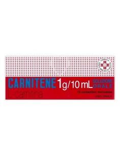 CARNITENE Fiale Orali 10 fiale 1 gr/10 ml