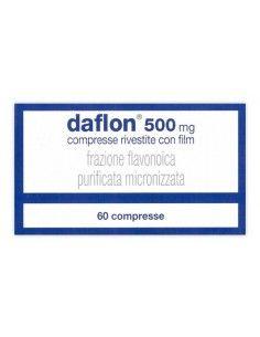 Daflon 60 Compresse Rivestite 500mg