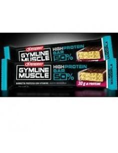 ENERVIT GYMLINE MUSCLE PROTEIN BAR 50% MANDORLA 1 PEZZO