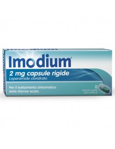 Imodium 8 Capsule 2 mg
