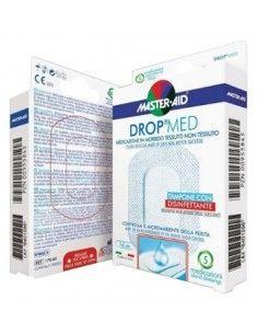 Dropmed Medicazione Adesiva Sterile 5 pezzi 7 x 5 cm