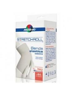 Master Aid Stretchroll Benda Elastica Coesiva 8 cm x 4 m