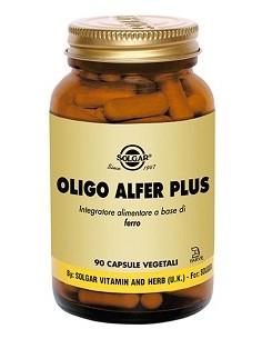 Solgar Oligo Alfer Plus Flacone da 90 capsule vegetali
