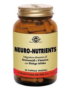 Solgar Neuro-Nutrients Flacone da 30 capsule vegetali