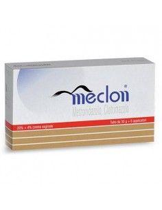 Meclon Crema Vaginale 30g 20% + 4% + 6 A
